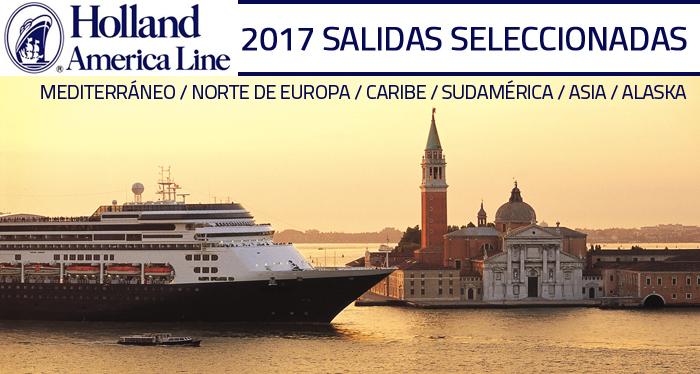 Holland America Line 2017