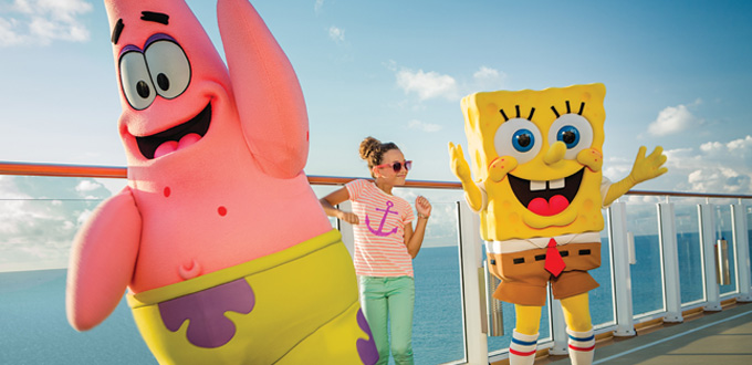 Norwegian Cruise Line: Nickelodeon