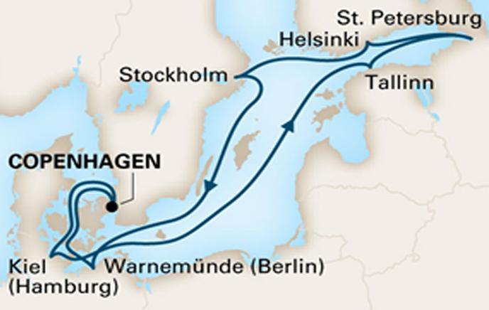A bordo del MS Zuiderdam