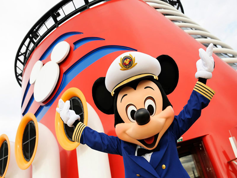 Capitan Mickey Mouse