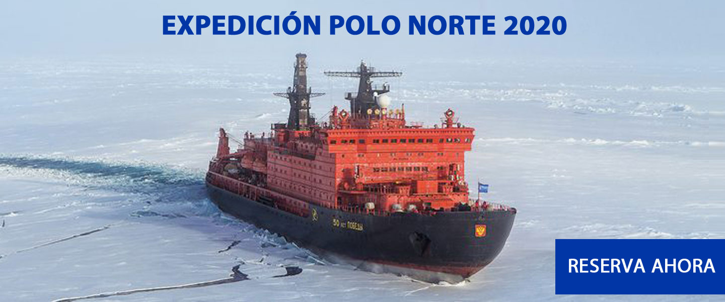 Expedición Polo Norte 2020