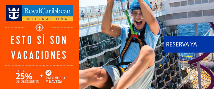 Oferta Royal Caribbean